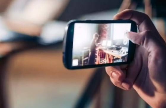 Aplikasi Video Bokeh Android